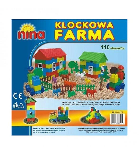 """Kluču komplekts """"FERMA"""" 110 el. 00175 (Polija)"""