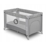 Saliekamā gulta STEFI grey concrete Lionelo