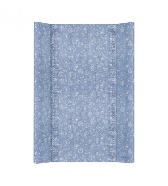 Pārtinamais dēlis DENIM BOHO blue 50х70 cm Ceba Baby (200)