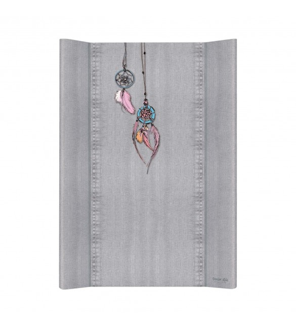 Pārtinamais dēlis DENIM DREAM CATCHER grey 50х70 cm Ceba Baby (200)