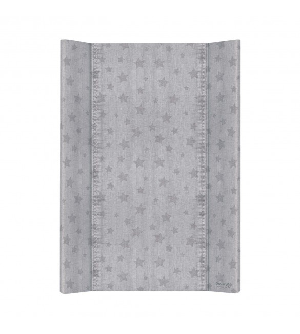 Pārtinamais dēlis DENIM STARS grey 50х70 cm Ceba Baby (200)