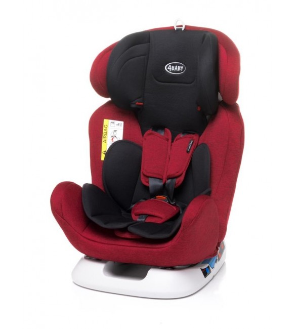 4baby CAPTIVA red 0-36 kg