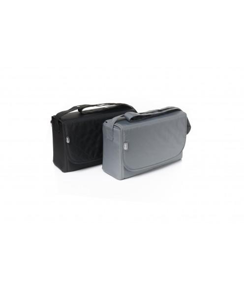 Ratiņu soma MAMABAG grey ( 4baby)