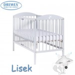 Drewex LISEK  light grey