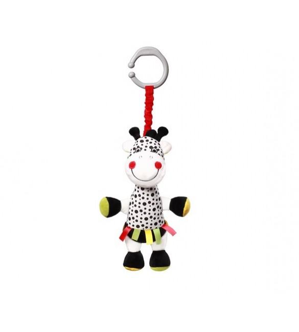 Rotaļlieta ar vibrāciju Žirafīte ADELLE BabyOno 633  (С: MORE)