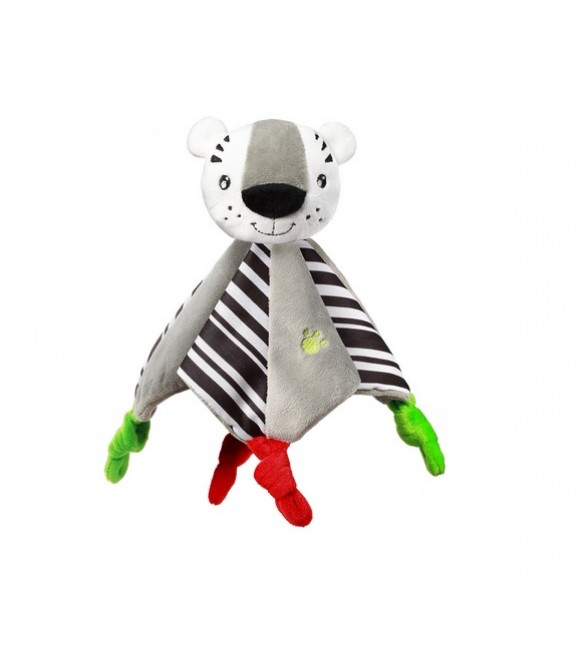 Rotaļlieta-lupatiņa Tīģeris RICHARD BabyOno 642  (С: MORE)