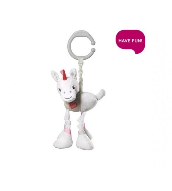 Rotaļlieta ar vibrāciju Vienradzis LUCKY BabyOno 649