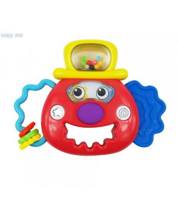Grabulis ar mūziku KLAUNS Babymix 0883