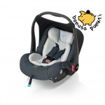 Baby Design LEO 17/graphit (0-13 kg) FB-802