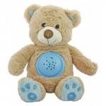Projektors ar mūziku BEAR HADI blue BabyMix  37213