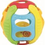Attīstošā rotaļlieta-mīksta  LODE Baby Mix WD3355B