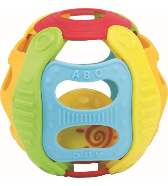Attīstošā rotaļlieta MĪKSTA  LODE Baby Mix 3355B