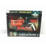 Pistole SPACE BLASTER  ar skaņu, gaismu, vibrāciju TG430354