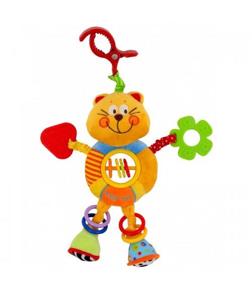 Attīstošā rotaļlieta KAĶIS 8562-24C BabyMix