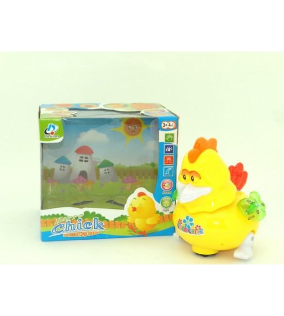 Attīstošā rotaļlieta VISTIŅA B&Go ZRN2065