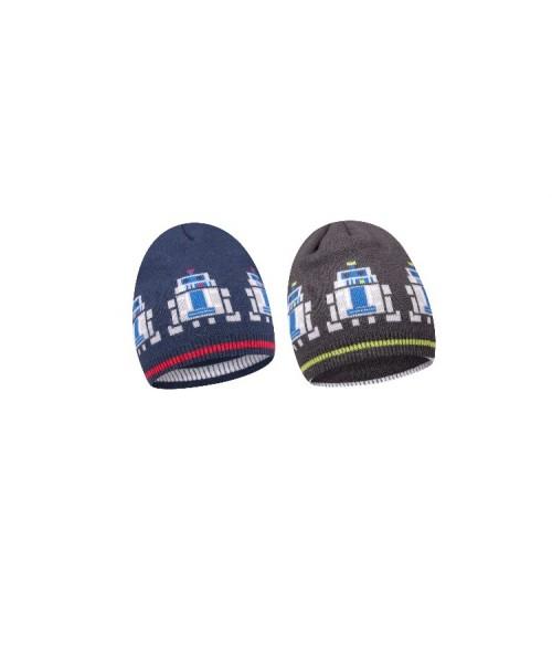 """Cepure """"TEODOR"""" dubultā 46-48 cm CZ-254"""