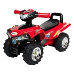 Mašīna (toolcar) QUAD red 33744