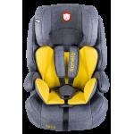 Autosēdeklis NICO yellow 9-36kg, Lionelo (+aksesuāri dāvanā)