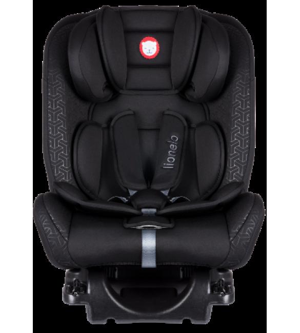Autosēdeklis SANDER black 0-36 kg LIonelo
