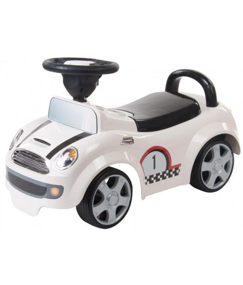 Mašīna REBEL white SunBaby J05.025.1.2