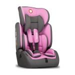 Autosēdeklis LEVI SIMPLE candy pink Lionelo (9-36 kg)