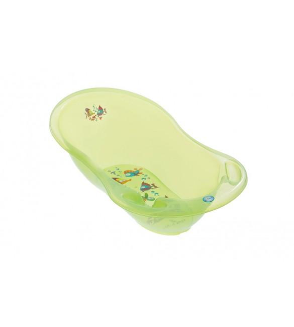 vanna 86 cm ar termometru AQUA green  Tega Baby AQ-004
