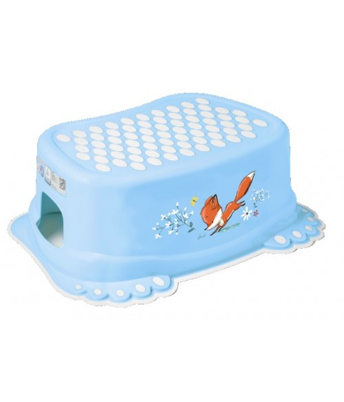 Pakāpiens-step  FOREST FAIRYTALE light blue Tega Baby FF-006