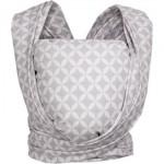 Lakats-slings BE CLOSE Zaffiro grey rhombuses CH-013 WOMAR