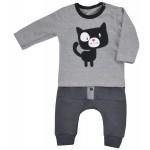 "Komplekts ""BLACK CAT"" 74 cm KoalaBaby 07-879"