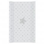 Pārtinamais dēlis STARS grey 50х80 cm Ceba Baby (210)