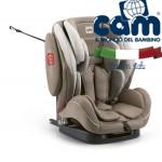 CAM  REGOLO ISOFIX 499  9-36 kg (Itālija)-izpārdošana