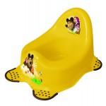 """Bērnu podiņš """"M&B"""" yellow KEEPER"""