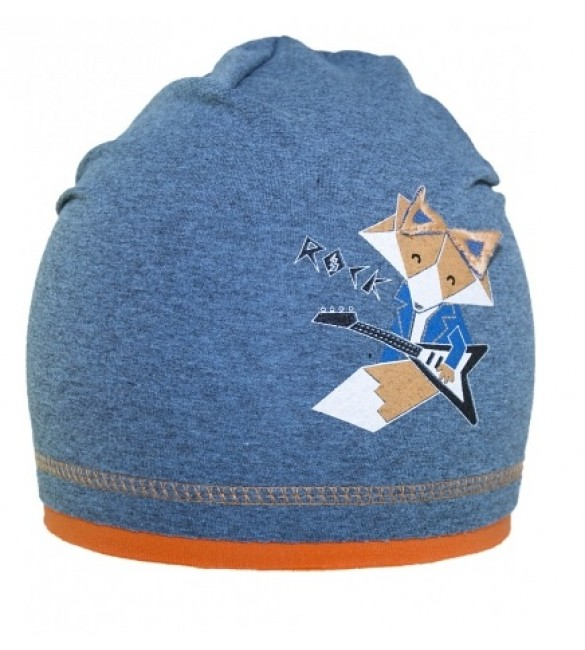 "Cepure ""FOX ROCK"" 46-48 cm CDA-050"