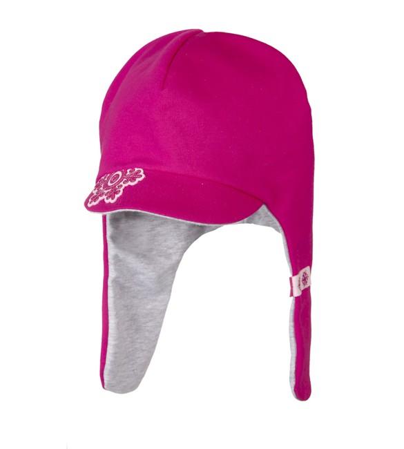 "Cepure ""JAGODA"" 47-53 cm  (dubultā)"