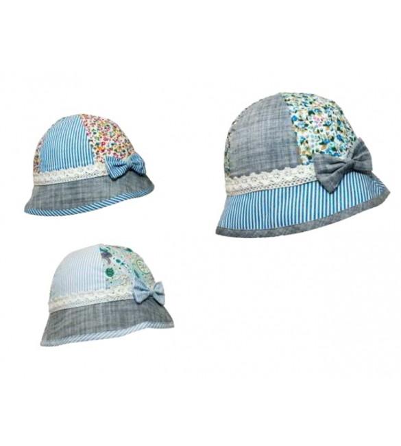 "Cepure-panama ""KOKARDKA"" CKA-153 50-54 cm"