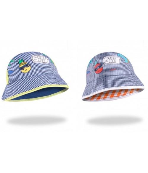 "Cepure-panama ""SUMMER IS COOL"" 48-52 cm CKA-175"