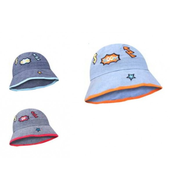 "Cepure-panama ""BOOM"" CKA-177 50-54 cm"