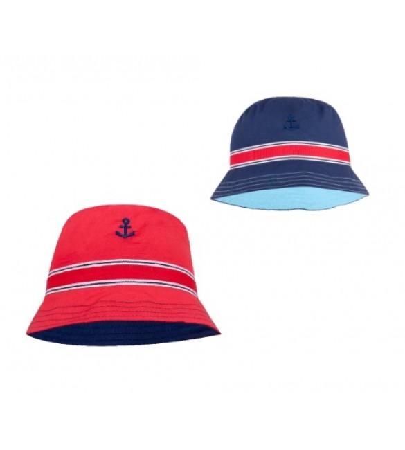 "Cepure-panama ""SMALL ANCHOR"" 50-52 cm CKA-228"