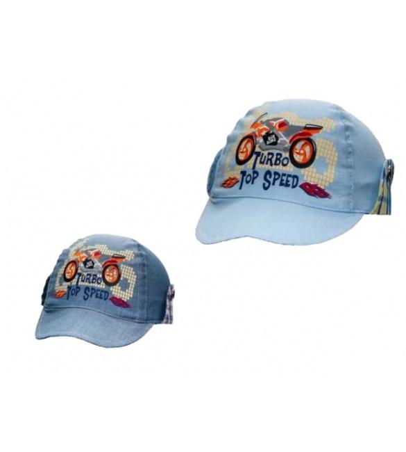 """Cepure """"RADEK""""  CLE-060  50-54 cm"""