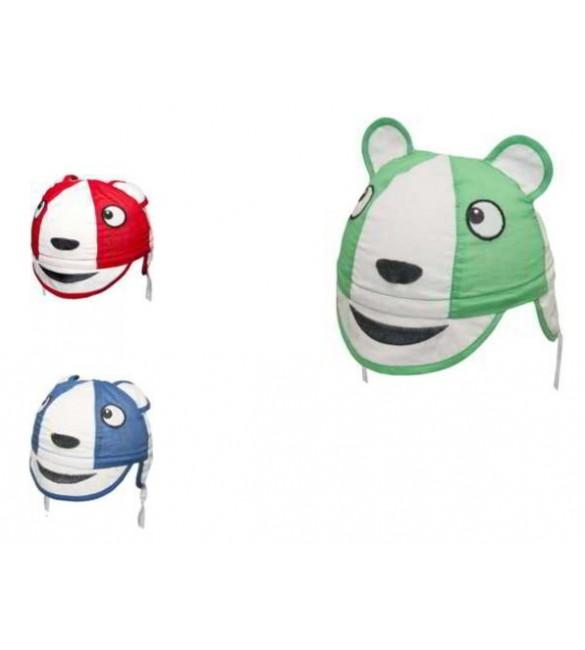 "Cepure ar austiņām ""Little BEAR"" CLU-053  44-48 cm"