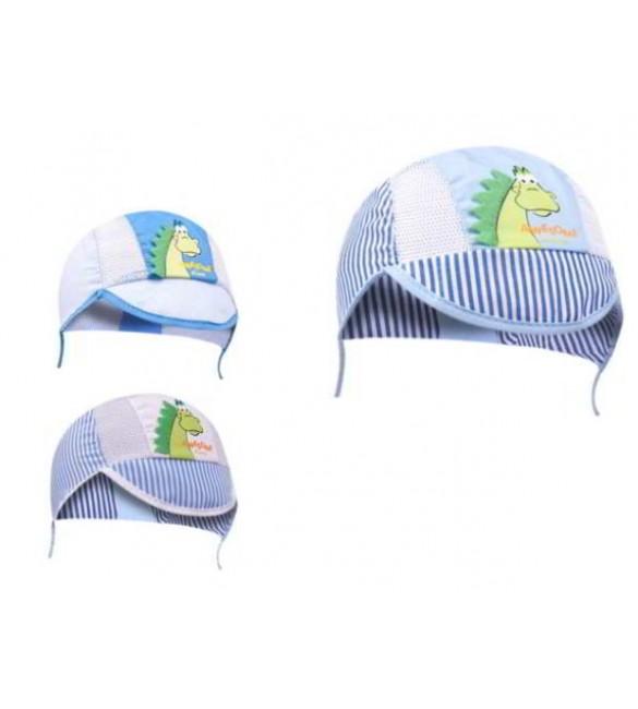 "Cepure ar austiņām ""Green Dragon"" CLU-071  40-44 cm"