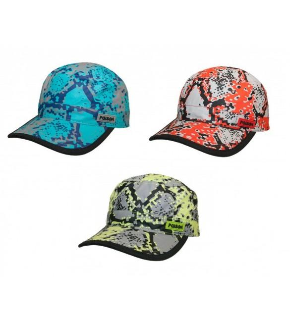"""Cepure ar nagu """"SNAKE""""  54-58 cm CZD-166"""