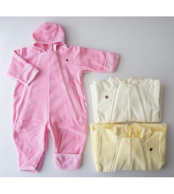 Kombinezons termofrotē ar kapuci , izmēri 56-80 MARGO 20014 (dažādas krāsas)