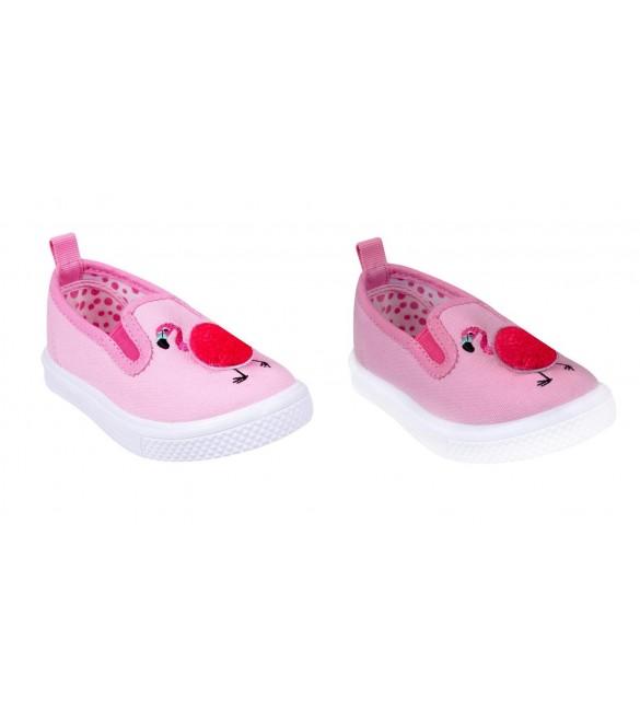 Mājas apavi TRAMPKI 21 izm. GIRL OT-005