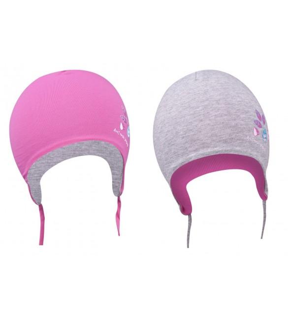 """Cepure dubultā  """"JAGO"""" CDA-576 , izmērs 42-44 cm"""