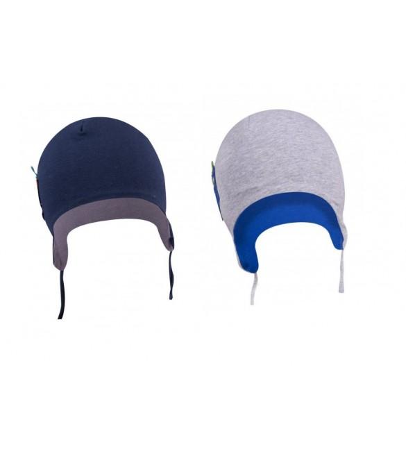 """Cepure """"POCKET"""" 44-46 cm CDA-582 (dubultā)"""