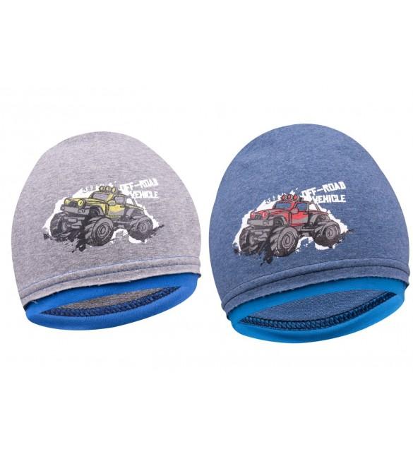 "Cepure ""OFF-ROAD""  50-52 cm CDA-594"