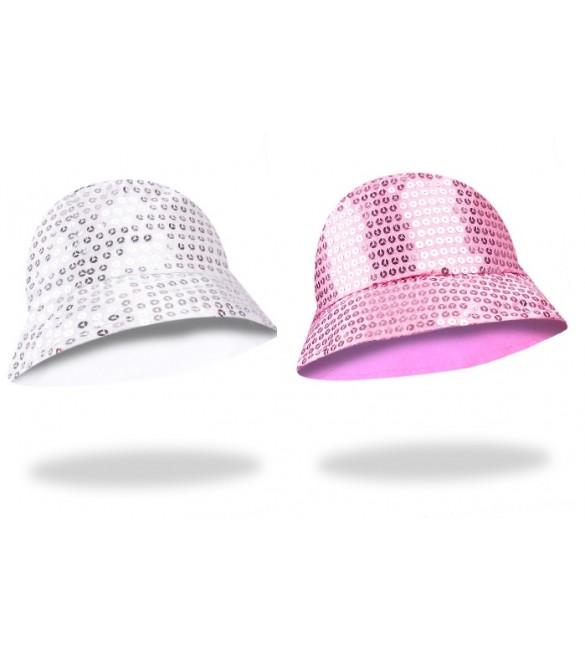 "Cepure-panama ""SEQUINS"" 50-54 cm CKA-185"