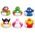 Rotaļlieta vannai, dažādi veidi Canpol  2/994