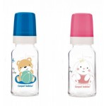 Pudele stikla SWEET FUN  120 ml  Canpol 42/602